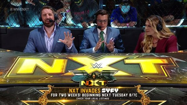 NXT SyFy