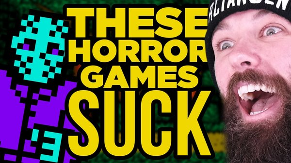 These Horror Games Suck!