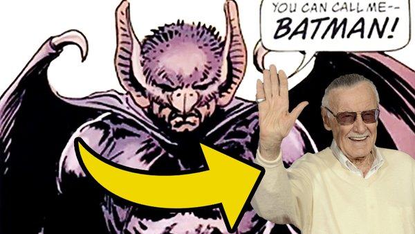 Stan Lee Batman