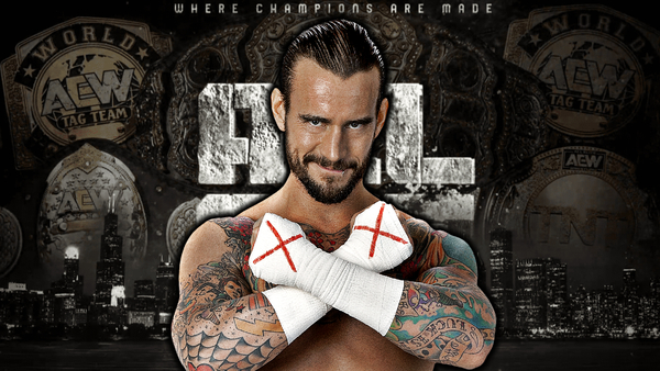 CM Punk All Out