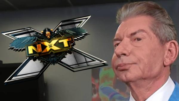 Vince McMahon NXT