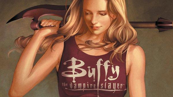 Buffy The Vampire Slayer Buffy Faith Graduation Day, Part One