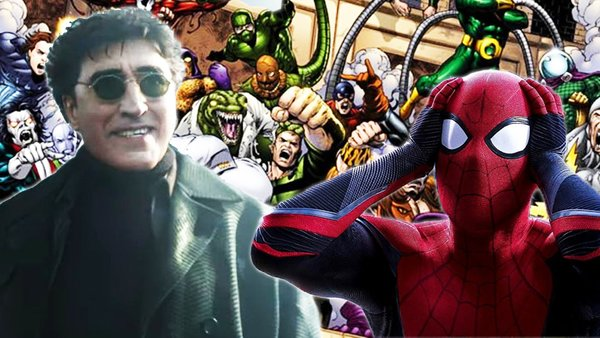 Spider-Man Doctor Octopus Sinister Six