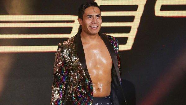 Jake Atlas WWE NXT
