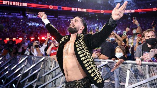 Seth Rollins WWE SummerSlam 2021