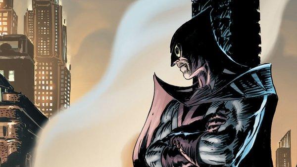 Nighthawk Marvel