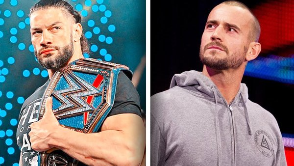 Roman Reigns CM Punk