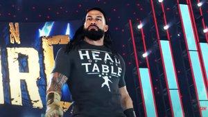 WWE 2K22 Roman Reigns