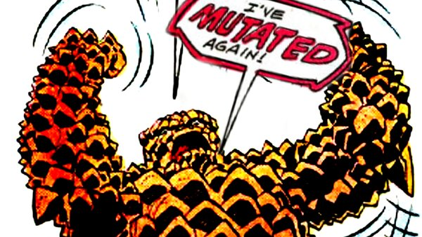 The Thing Mutation