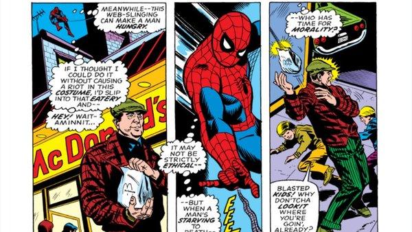 Spider-Man Carol Danvers