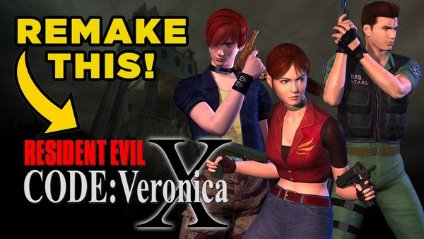 Remake Resident Evil Code Veronica