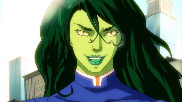 She-Hulk Fantastic Four World's Greatest Heroes