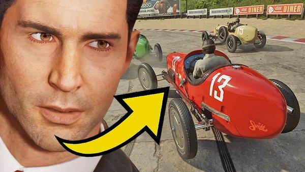 mafia racing mission
