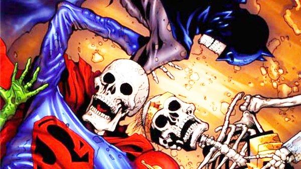 Justice League Superman Batman Wonder Woman