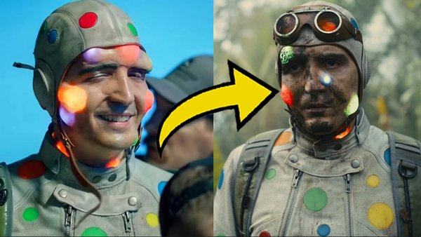 The Suicide Squad Polka Dot Man