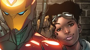 Ironheart Riri Williams