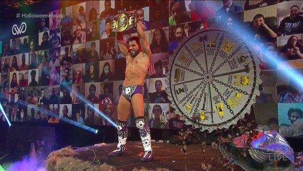 NXT Halloween Havoc Johnny Gargano