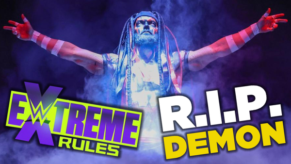 Extreme Rules demon