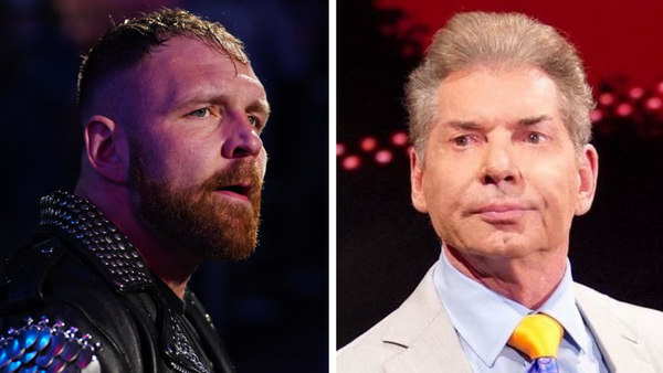 Jon Moxley Vince McMahon