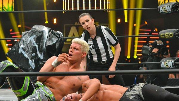 CM Punk Darby Allin