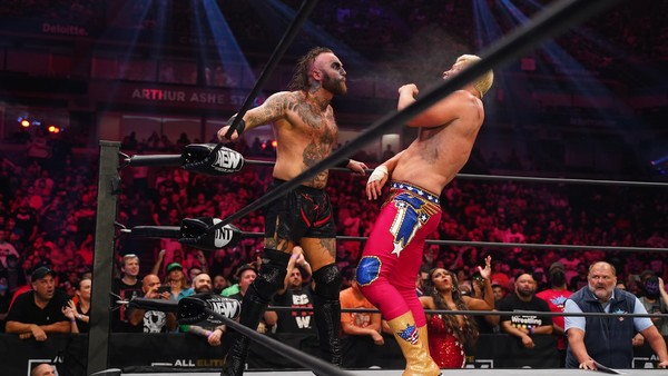 9 Ups & 0 Downs From AEW Dynamite: Grand Slam – Page 7