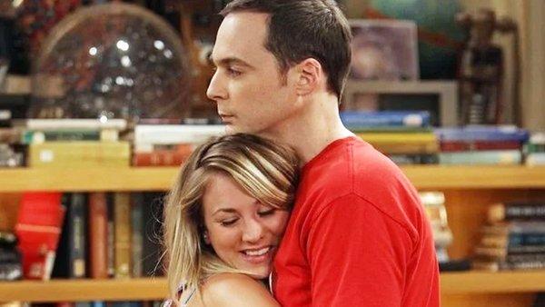 Leonard Sheldon Big Bang Theory