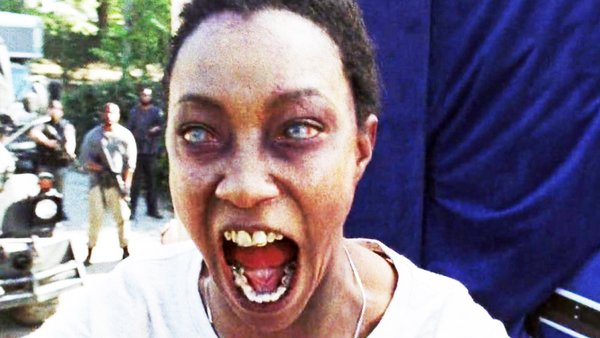 The Walking Dead Sasha The First Day of the Rest of Your Life
