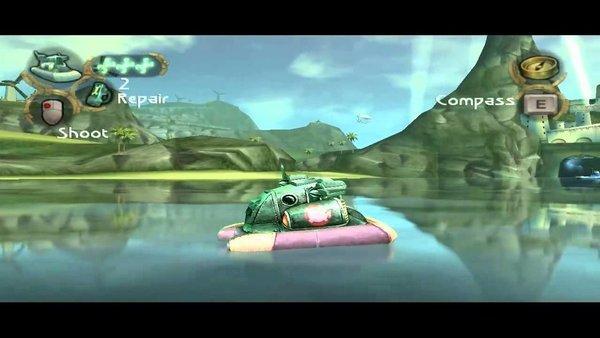 gta 5 Shark attack