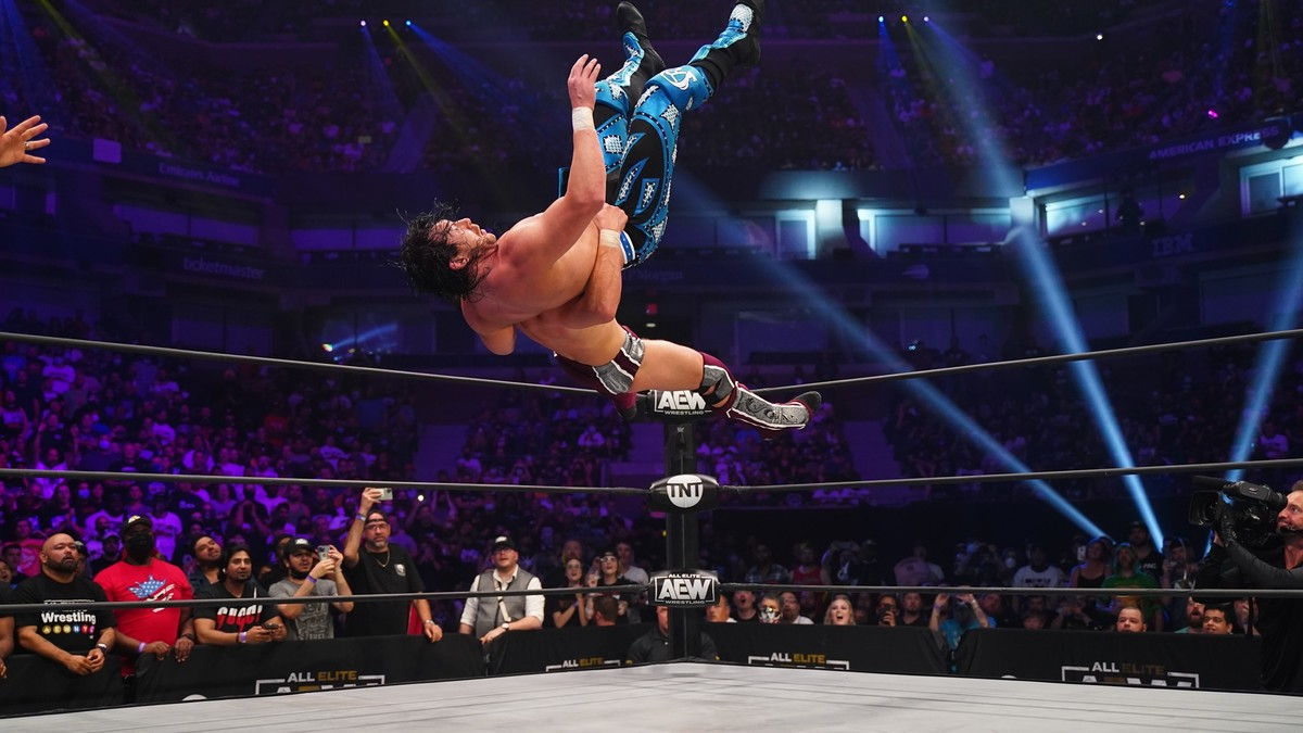 9 Ups & 0 Downs From AEW Dynamite: Grand Slam – Page 3