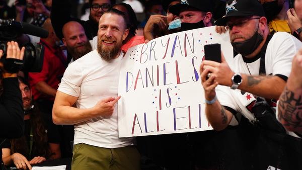 Bryan Danielson AEW