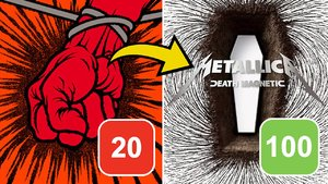 Metallica st anger death magnetic