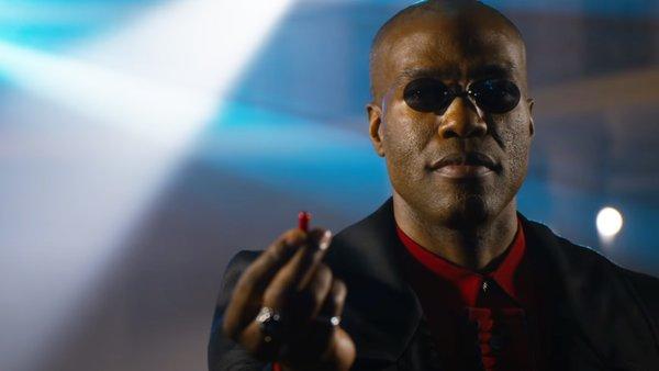 The Matrix Resurrections Neo Trinity