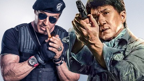 Expendables 4 Jackie Chan