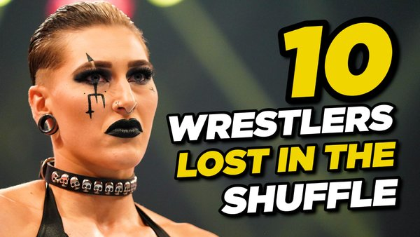 wrestlers lost in the shuffle