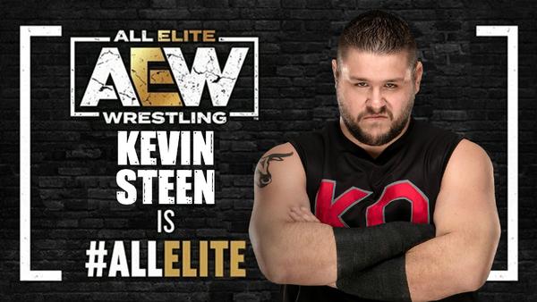 Kevin Steen AEW