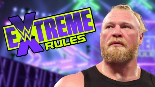 WWE Extreme Rules 2021 Brock Lesnar