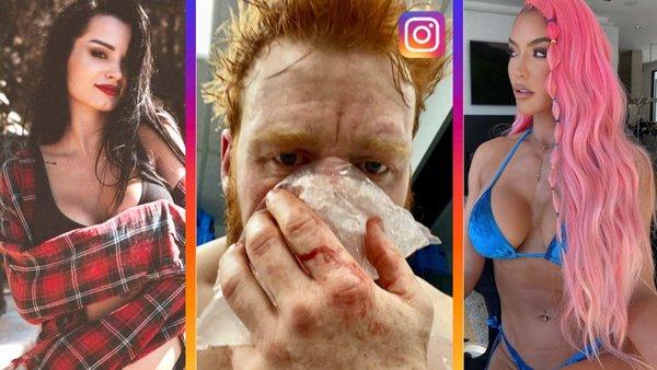 WWE Instagram