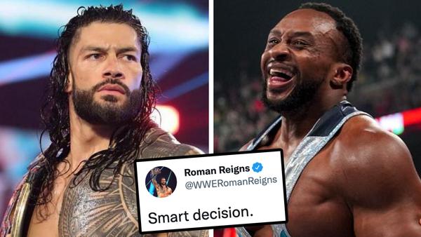 Roman Reigns Big E