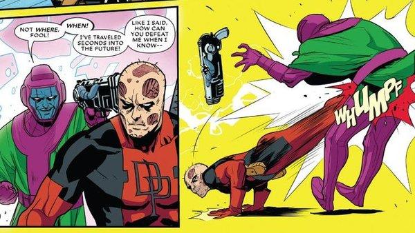 Kang Deadpool Secret Wars