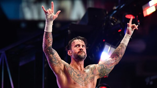 CM Punk AEW Rampage
