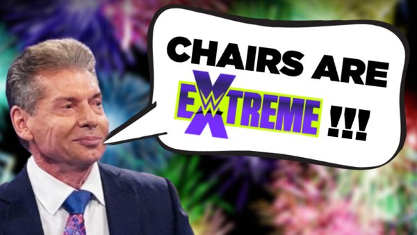 Vince McMahon WWE Extreme Rules 2021
