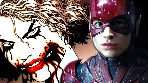 The Flash Martha Wayne Joker