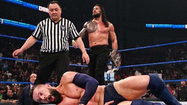 Roman Reigns Finn Balor
