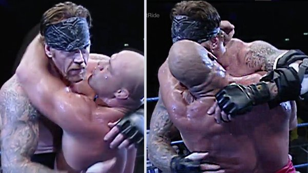 Angle Undertaker
