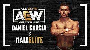 It's Official: Daniel Garcia Is #AllElite