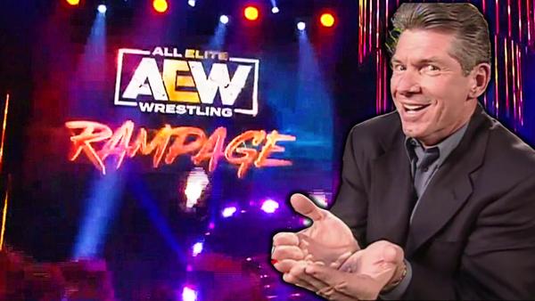Vince McMahon AEW Rampage