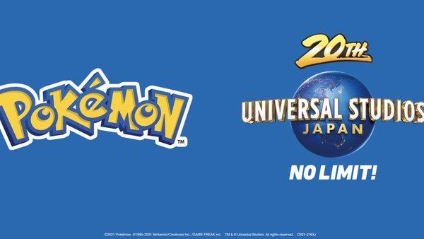 Pokemon Universal Studios Japan
