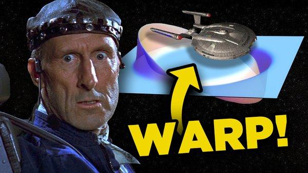 Star Trek wrap