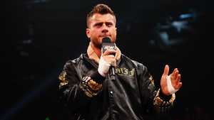 """AEW's MJF On His Future: """"I Might Go To The Other Place"""""""