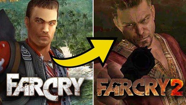 Jackal Far Cry 2